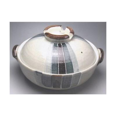 一珍十草 10号土鍋(5?6人用)日本製萬古焼土鍋