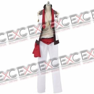 アイドリッシュセブン 七瀬陸(ななせりく) ステージ衣装 風 コスプレ衣装