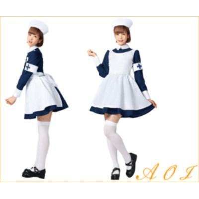 【レディ】【854(C)197】【Kawaii Collection】クラシックナース【ナース】【看護婦】【ブランド】【パーティ】レトロな雰囲気が可愛いナ