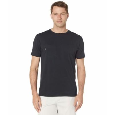 リンクソウル シャツ トップス メンズ Hybrid Pocket T-Shirt Black