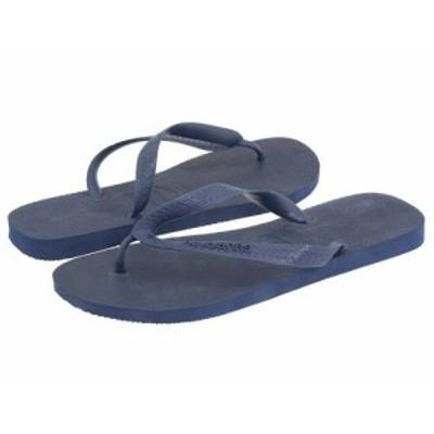 Havaianas ハワイアナス メンズ 男性用 シューズ 靴 サンダル Top Flip Flops Navy【送料無料】