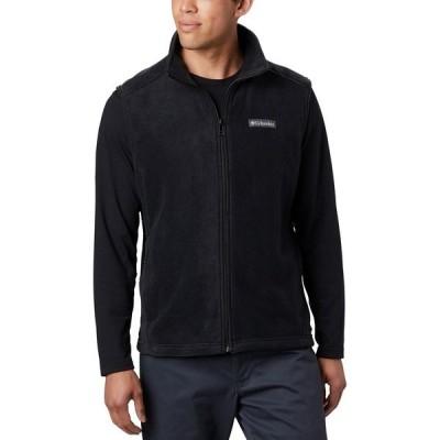 コロンビア ジャケット&ブルゾン アウター メンズ Men's Steens Mountain Vest Black