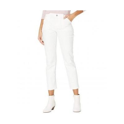 Paige ペイジ レディース 女性用 ファッション ジーンズ デニム Brigitte w/ Fashion Patch Pockets in Crisp White - Crisp White