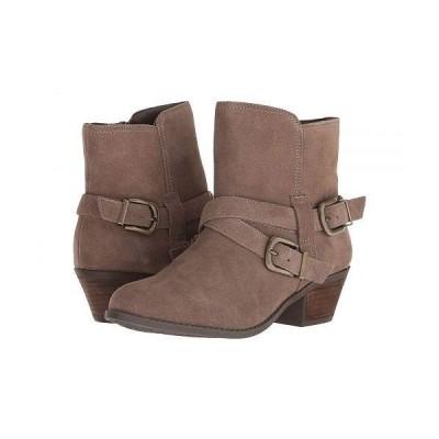 Me Too ミートゥー レディース 女性用 シューズ 靴 ブーツ アンクルブーツ ショート Zuri - Nutmeg Suede