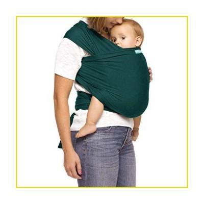 【新品 送料無料】Moby Wrap Baby Carrier - Limited Edition Collection - Emerald