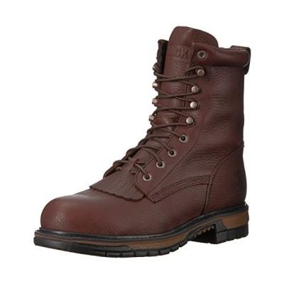 Rocky メンズ FQ0006717 ウエスタン ブーツ(海外取寄せ品)
