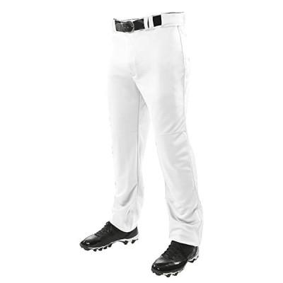 CHAMPRO メンズ アダルト トリプル クラウン オープン Bottom パント, ホワイト, 3X-ラージ(海外取寄せ品)