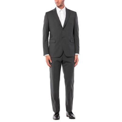 TOMBOLINI スーツ スチールグレー 52 バージンウール 97% / ナイロン 2% / ポリウレタン 1% スーツ
