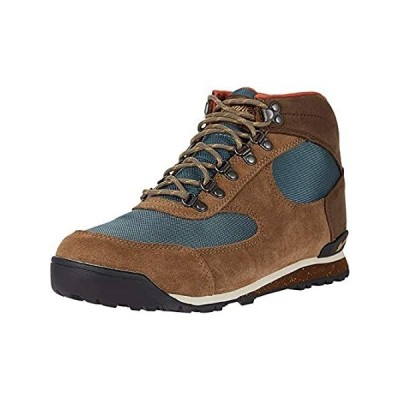"""Danner Men's 37240 Jag Dry Weather 4.5"""" Lifestyle Boot, Brown/Goblin Blue -"""