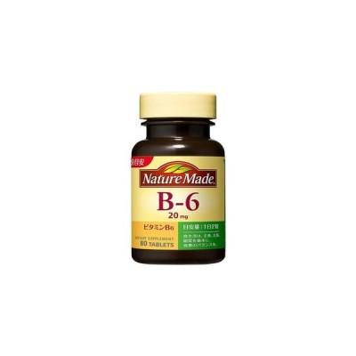 [定形外郵便] 大塚製薬 ネイチャーメイド ビタミンB6 80粒 (健康食品・サプリメント)