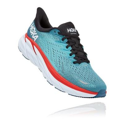 HOKA one one(ホカ オネオネ) メンズ ロード ランニングシューズ CLIFTON 8 WIDE(クリフトン 8 ワイド)【ランニング ジョギング マラソン トレーニング フィット