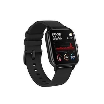【送料無料】Smart Watch,Fitness Tracker with Heart Rate Monitor Blood Oxygen Meter Slee