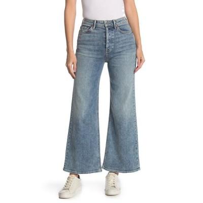 ガールフレンド レディース デニムパンツ ボトムス Carla Flare Leg Jeans G1333
