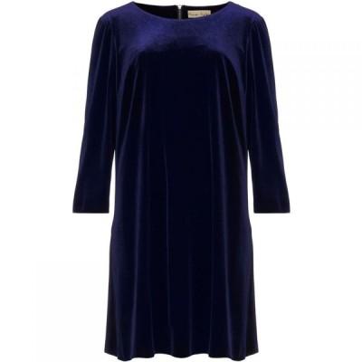 フェイズ エイト Phase Eight レディース ワンピース ワンピース・ドレス Velvet Pia Dress Cobalt