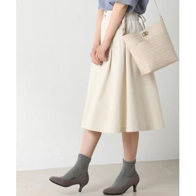 Honeys / デニムフレアスカート WOMEN スカート > デニムスカート