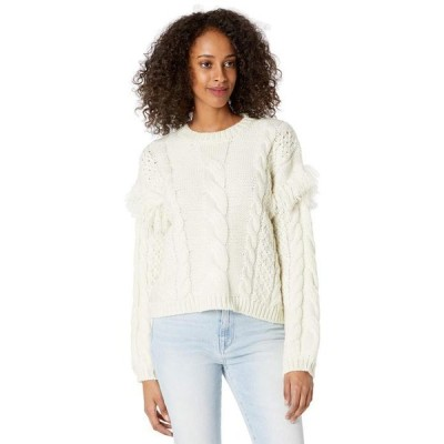 カップケーキアンドカシミア レディース ニット・セーター アウター Solstice Sweater