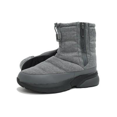 デサント DESCENTE ブーツ メンズ レディース アクティブ ウィンター ブーツ グレー DM1QJD10GR ACTIVE WINTER BOOTS スノーブーツ