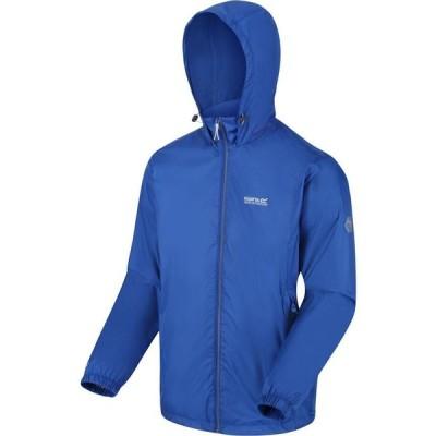 レガッタ Regatta メンズ ジャケット シェルジャケット アウター Lyle Iv Waterproof Shell Jacket Nautical Blu