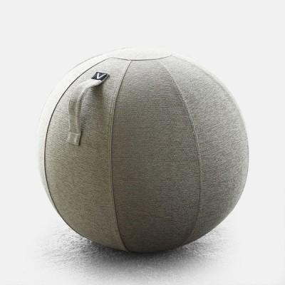 VIVORA[ヴィヴォラ] / Sitting Ball LUNO CHENILLE (Beige) | シーティングボール/バランスボール/エクササイズ/筋トレ | 114647