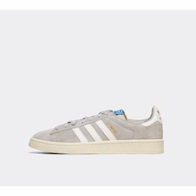 アディダス adidas Originals メンズ スニーカー シューズ・靴 campus trainer Grey Two/Core White