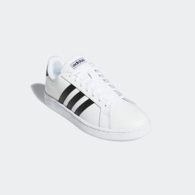 adidas 大きいサイズ  グランドコート LEA U GRANDCOURT LEA U メンズスニーカー  F36392