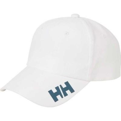 ヘリーハンセン Helly Hansen メンズ キャップ ベースボールキャップ 帽子 Crew Baseball Cap White