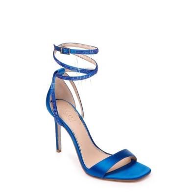 バッジェリー ミシュカ Jewel Badgley Mischka レディース サンダル・ミュール シューズ・靴 Shaylee Sandals Navy