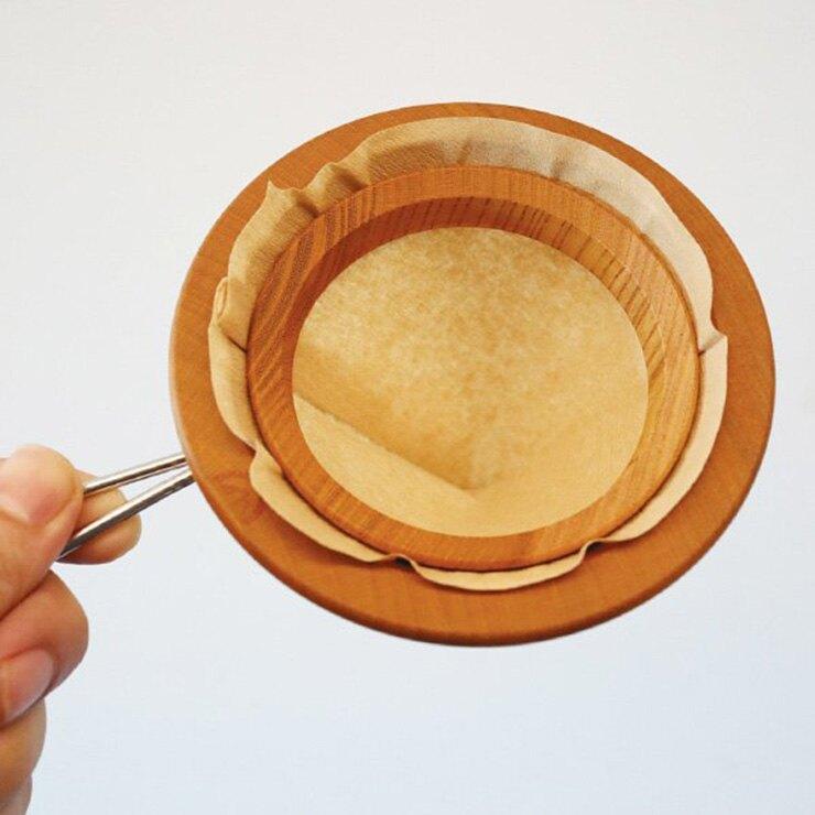 安清式 紙落 濾紙環 1~2杯 濾杯 咖啡濾杯