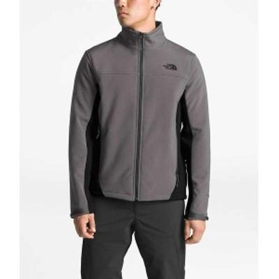 ノースフェイス メンズ ジャケット・ブルゾン アウター The North Face Men's Apex Chromium Thermal Jacket Asphalt Grey / TNF Black