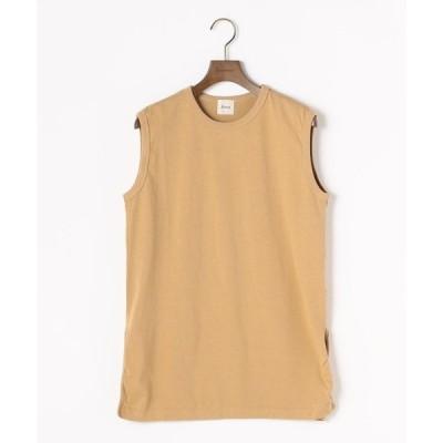 tシャツ Tシャツ 【A'me】ノースリーブTシャツ