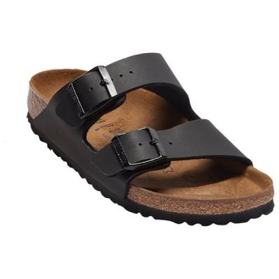 ビルケンシュトック Birkenstock メンズ サンダル シューズ・靴 Arizona Cork Sandals Black/Black
