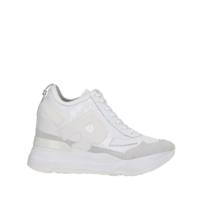 ルコライン RUCOLINE スニーカー&テニスシューズ(ローカット) ホワイト 41 革 / 紡績繊維 スニーカー&テニスシューズ(ローカット)