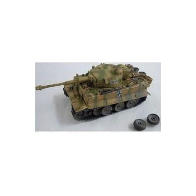 中古食玩 ミニカー 135.ティーガー戦車I型 初期型 (2色迷彩/SS第2戦車連帯 第8中隊A33号車) 「ワールドタ