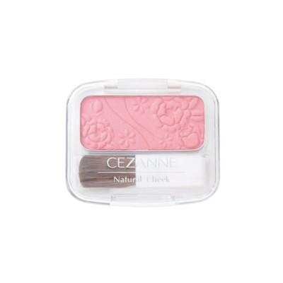 【アットコスメショッピング/@cosme SHOPPING】 セザンヌ ナチュラル チークN 13 ローズ系ピンク (4g)