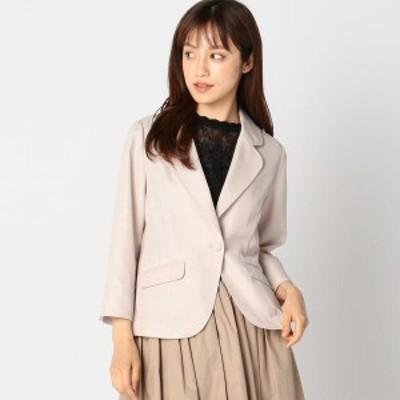 ミッシュ・マッシュ(MISCH MASCH)/七分袖テーラードジャケット
