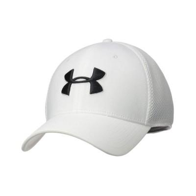 アンダーアーマー Under Armour メンズ 帽子 TB Classic Mesh Cap White/White/Academy