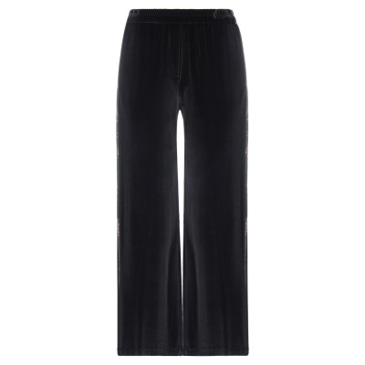 LOUXURY パンツ ブラック XS ポリエステル 92% / ポリウレタン 8% パンツ