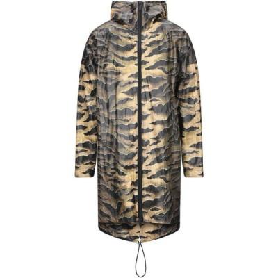 ディースクエアード DSQUARED2 メンズ ジャケット アウター Full-Length Jacket Khaki
