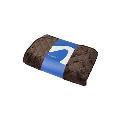 mofua(モフア) 敷きパッド シングル ブラウン オールシーズン ふんわり エコテックス認証 静電気対策強化 プレミアムマイクロファイバー 1年間