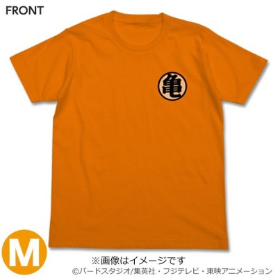 ドラゴンボール 亀Tシャツ Mサイズ