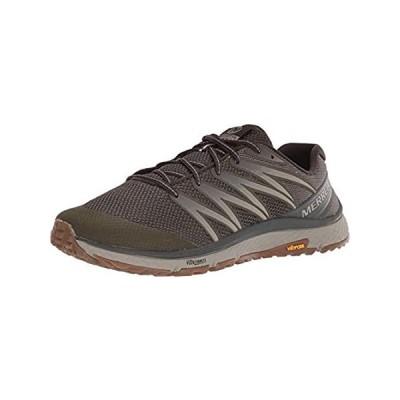 Merrell Men's Bare Access XTR Trail Running Shoe, Olive, 7.5