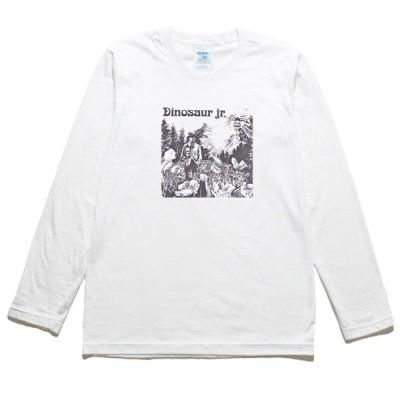 ダイナソーJr.  Dinosaur Jr. 音楽・ロック・シネマ 長袖Tシャツ ロングスリーブ