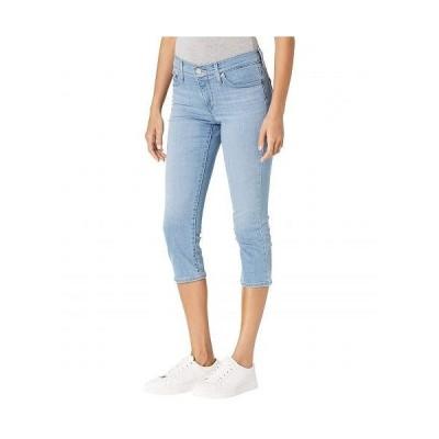 Levi's(R) Womens リーバイス レディース 女性用 ファッション ジーンズ デニム 311 Shaping Capris - Slate Edge