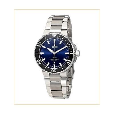 Oris Aquis Automatic Blue Dial Mens Watch 01 733 7730 4135-07 8 24 05PEB 並行輸入品