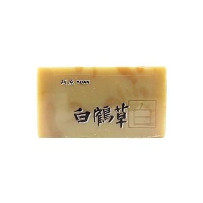 YUAN SOAP ユアンソープ ハッカクレイシ(白鶴草) 100g (阿原 石けん 台湾コスメ)