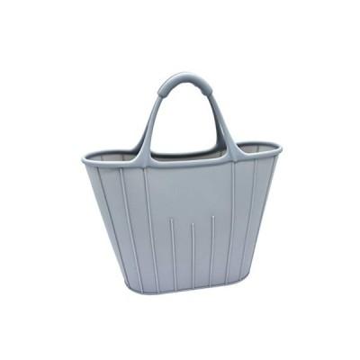 Acdyion シリカゲル エコバッグ 買い物袋 手提げ袋 シリコン 収納 環境にやさしい ハンドバッグ トートバッグ お