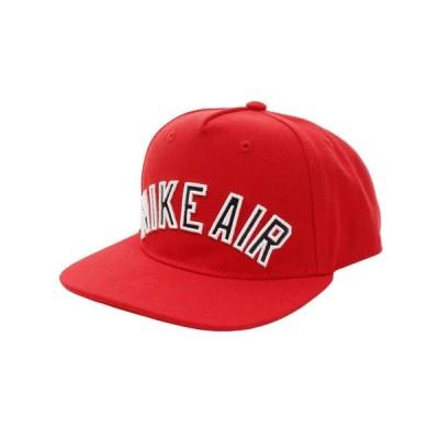 ナイキ(NIKE) 帽子 キッズ AIR キャップ 8A2801-U10 日よけ (キッズ)