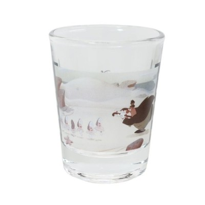 ショットグラス ディズニー ミニグラス ふしぎの国のアリス ヤングオイスター ミニガラスコップ プレゼント かわいい 女の子 ギフト食器 日本製
