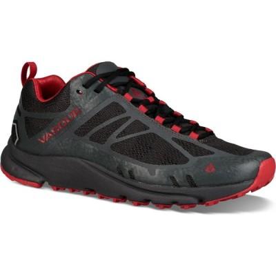 バスク VASQUE メンズ ランニング・ウォーキング シューズ・靴 Constant Velocity II Trail Running Shoes MAGNET/RED