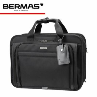 【レビューを書いてポイント+5%】バーマス BERMAS ブリーフケース ファンクションギアプラス 60435 ブラック FUNCTION GEAR PLUS